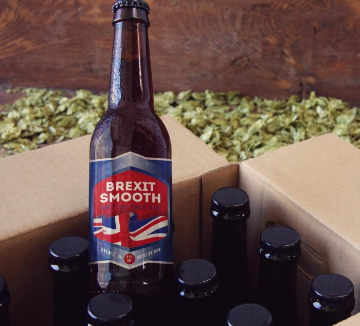 Brexit Smooth British Pale Ale 12x 330ml bottle