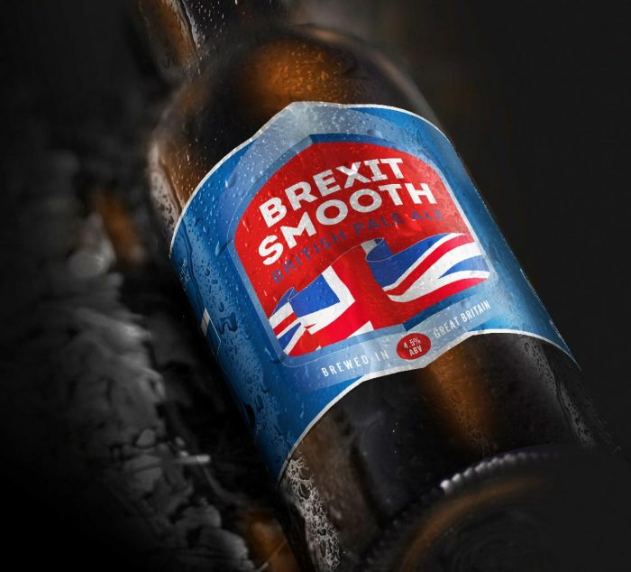 Brexit Smooth British Pale Ale 330ml Bottle